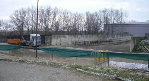 Dekontaminační plocha Tomaodpady