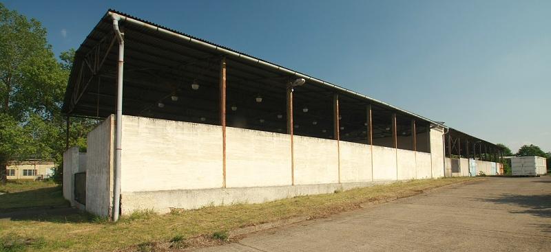 Skladovací prostor Tomaodpady